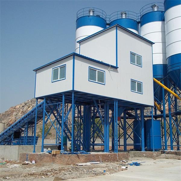 全自动混凝土搅拌站生产厂, 自动混凝土搅拌站厂家