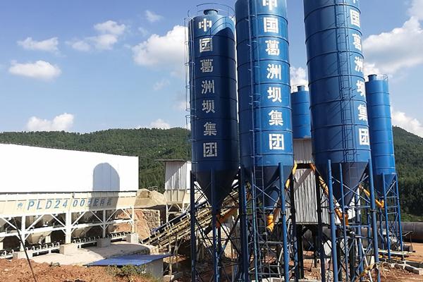 四川混凝土生产线