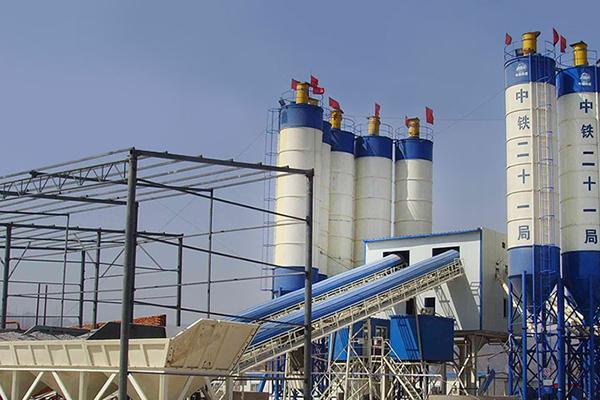 混凝土搅拌站常用设备包括什么?