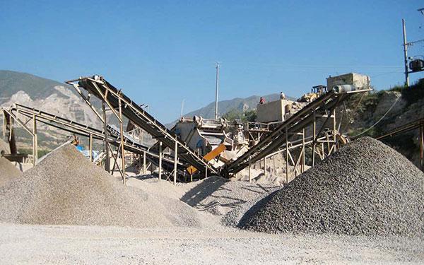 大型碎石厂