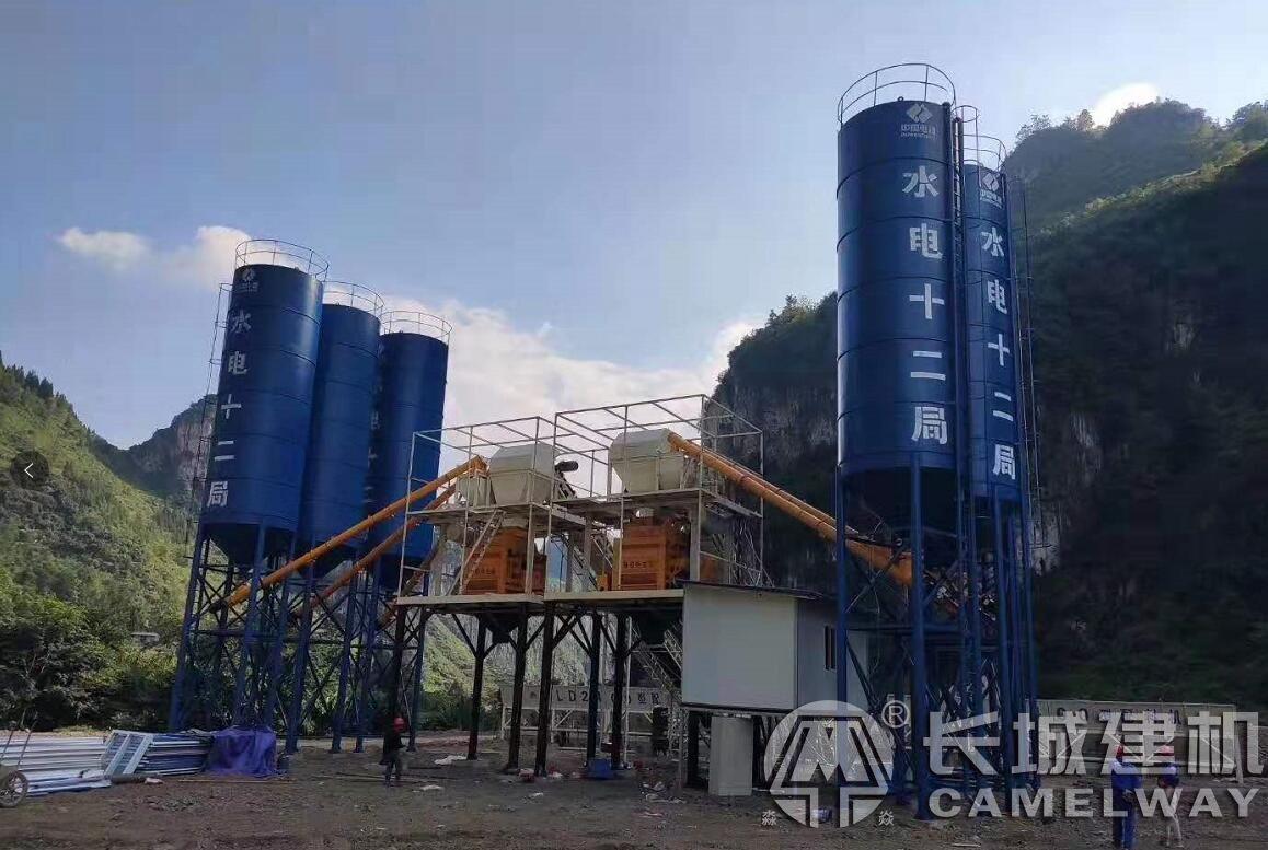 贵州工程混凝土搅拌站