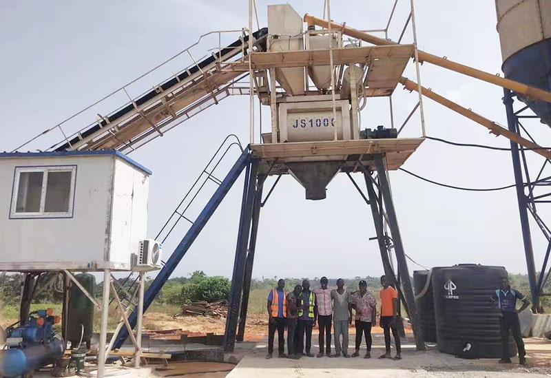 HZS60在尼日利亚