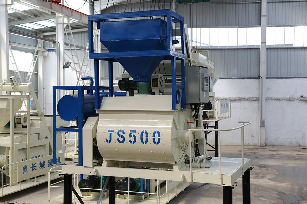 js500砂浆搅拌机