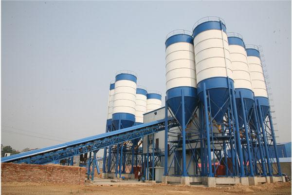 上海混凝土搅拌站生产商